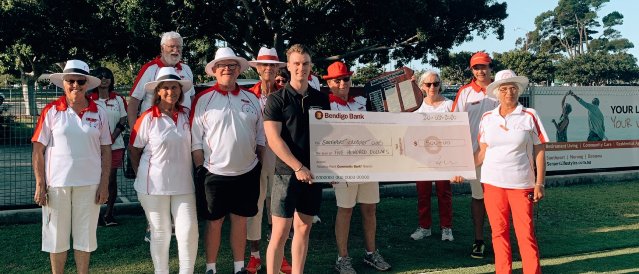 image of Paradise Point Croquet Club sponsorship